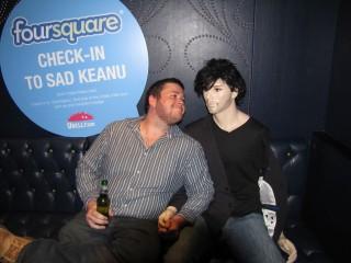 Syd meets Keanu